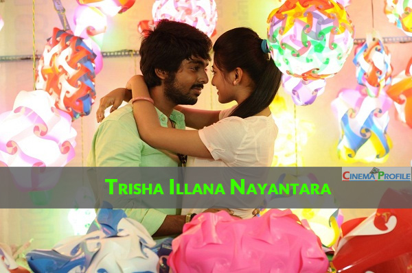 Trisha Illana Nayantara film story tit-bit
