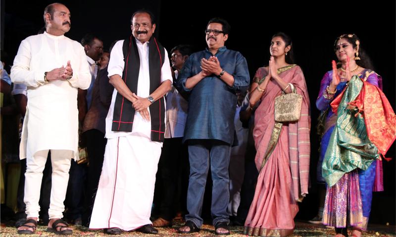 Vaiko going to produce New Movie Velu Nachiyar - Kannagi Films | வைகோ தயாரிப்பில்  வேலுநாச்சியார் திரைப்படம் அறிவிப்பு