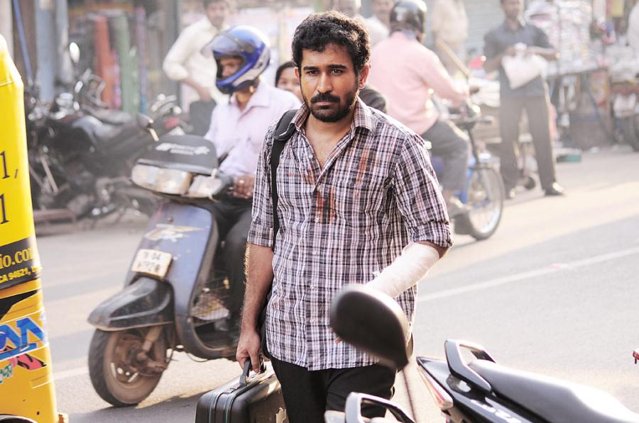 Vijay Antony's role in Saithan